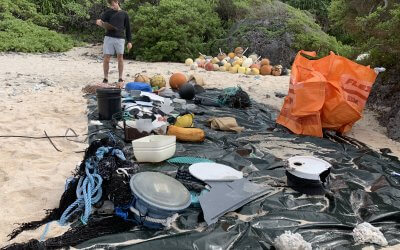 Expedition to world's most polluted beach