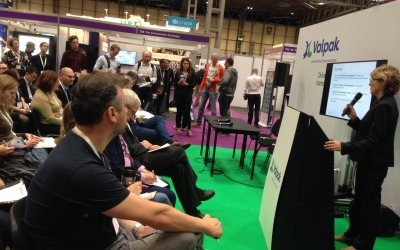 Standing room only at RWM's Packaging Theatre