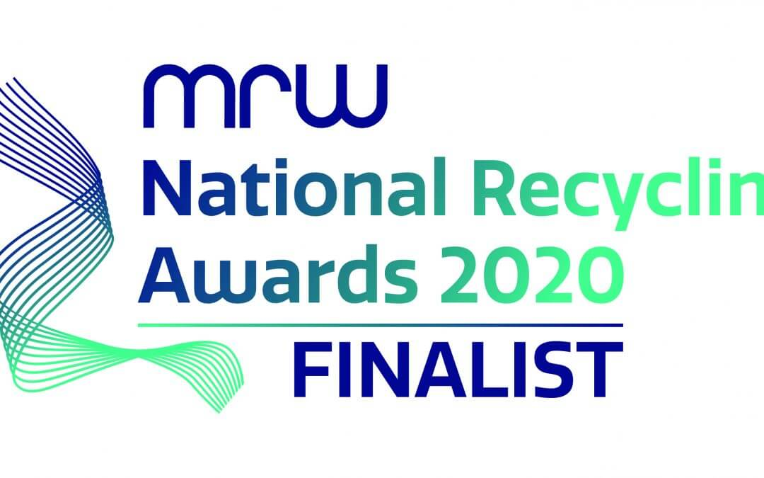 Valpak shortlisted for four National Recycling Awards!